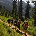 Mountain Trek Fitness & Weight Loss Retreat Ainsworth  Canada