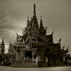 The Sanctuary Of Truth 真理圣殿