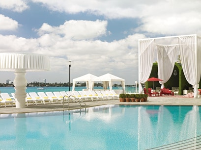 Mondrian South Beach  Miami Florida United States