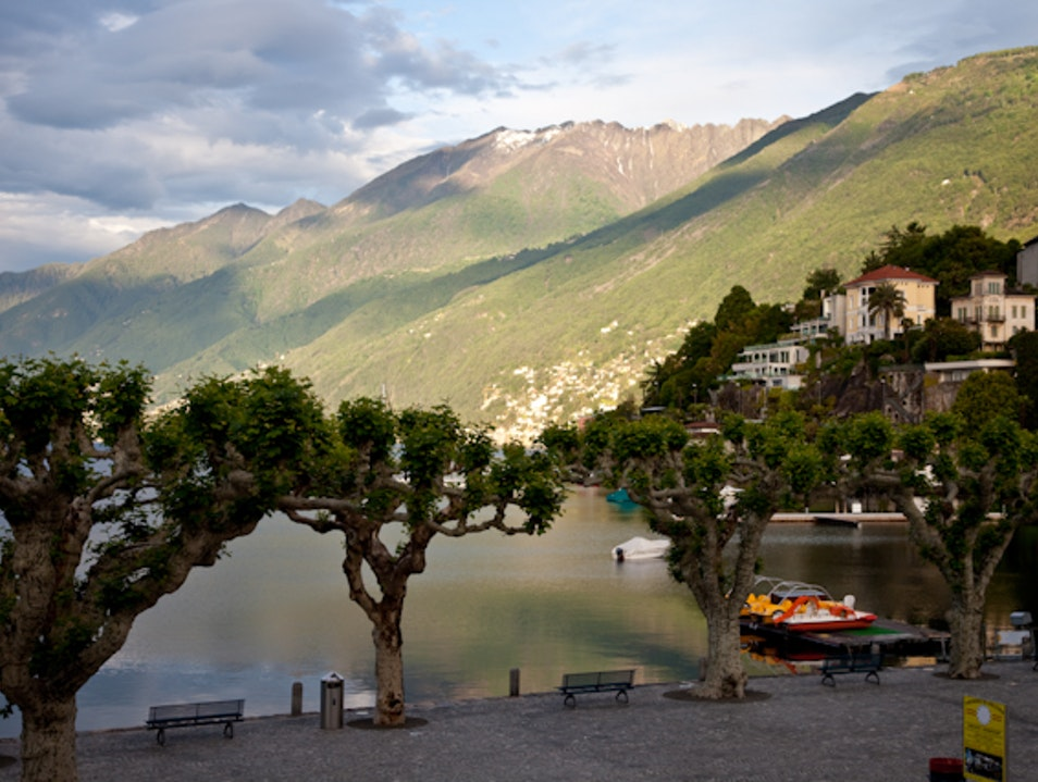 Ascona: A bit of la dolce vita in Switzerland