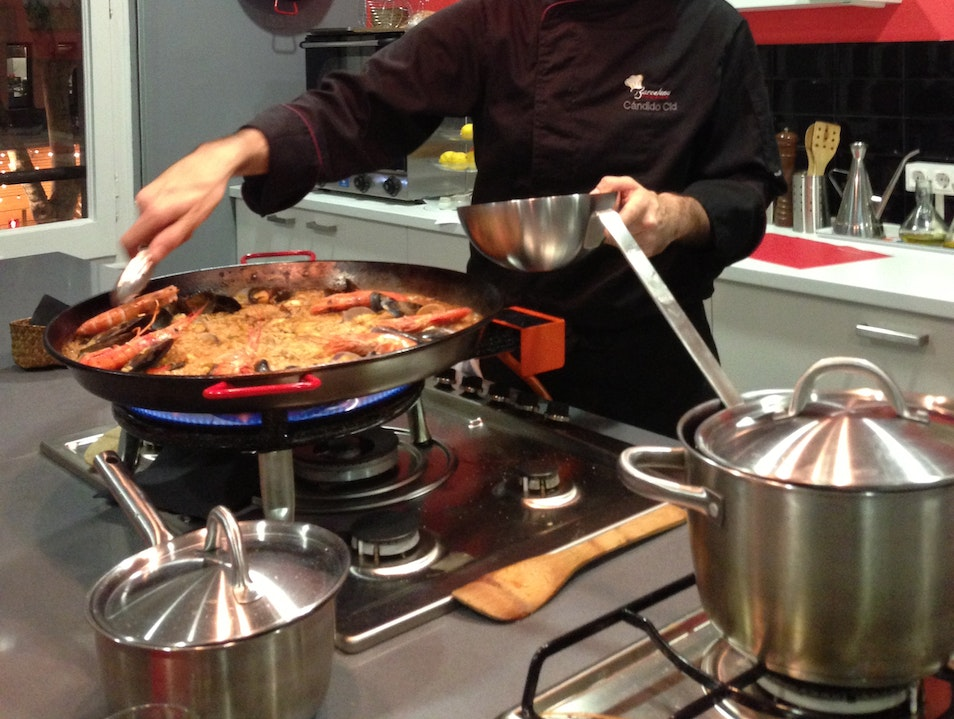 Learn to cook Catalan and Spanish Specialties with Barcelona Cooking
