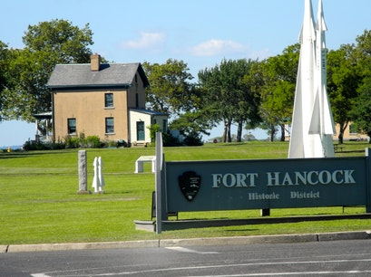 Fort Hancock Highlands New Jersey United States
