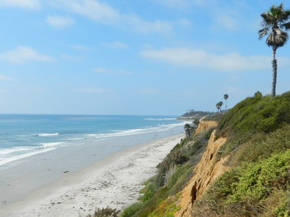 Swami's State Beach Encinitas California United States