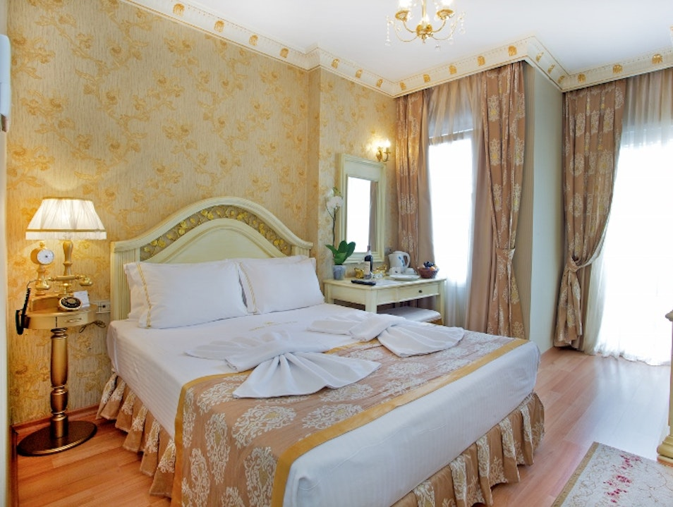 Boutique Luxury in the Heart of Sultanahmet