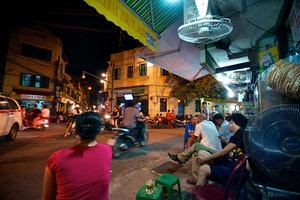Hanoi's Best Places for Outdoor Drinking
