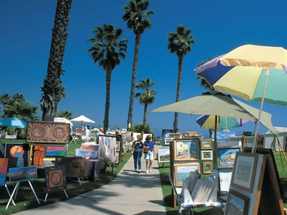 Santa Barbara Arts and Crafts Show Santa Barbara California United States