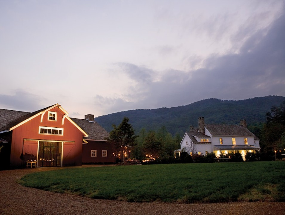 America's Dreamiest Farm Hotel, Blackberry Farm