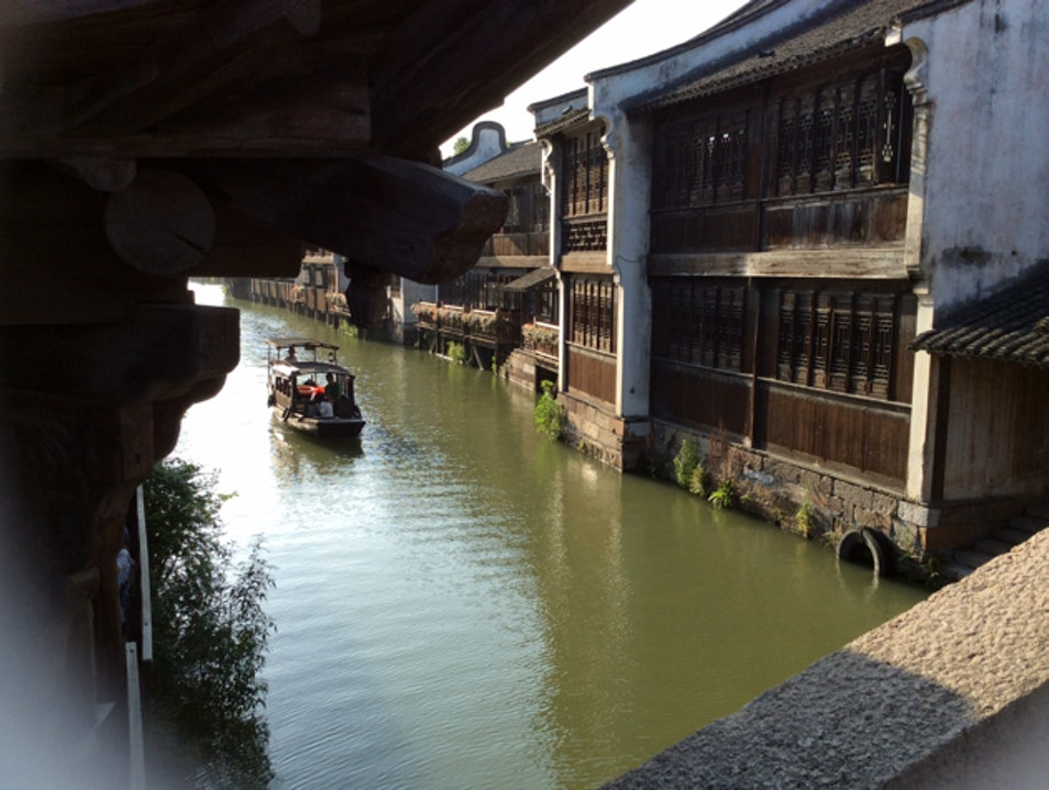 Chinese town