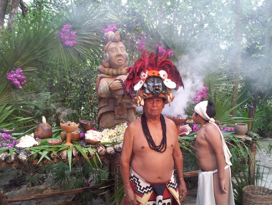 The Magical World of Xcaret