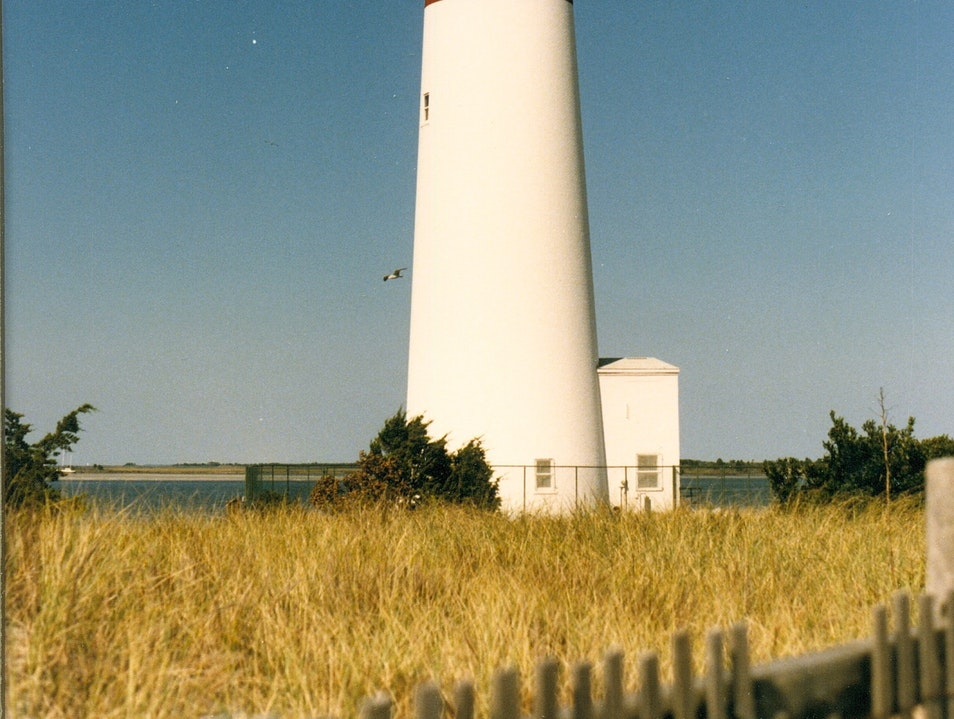 """Old Barney"" Barnegat Light New Jersey United States"