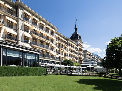 Victoria-Jungfrau Grand Hotel & Spa Interlaken  Switzerland