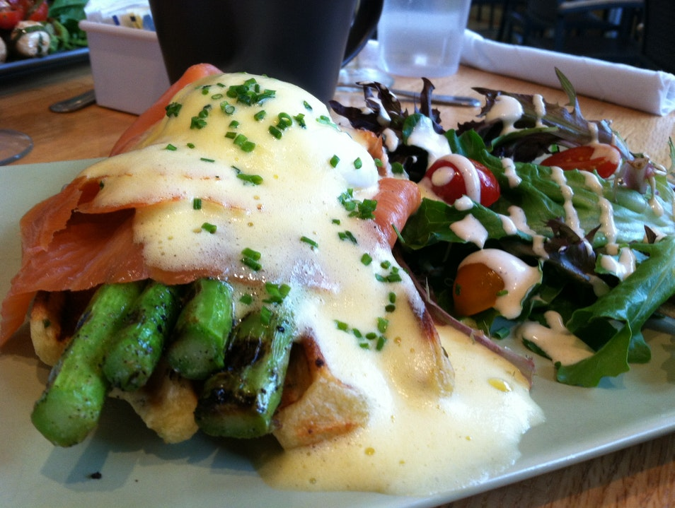 Belgian-Style Benedict  Washington, D.C. District of Columbia United States