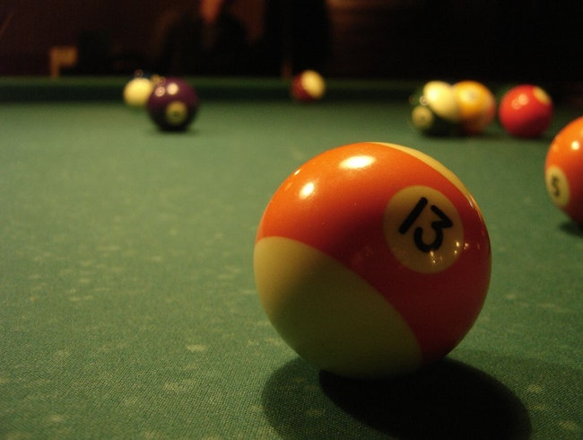 Billiards That Won't Break the Bank