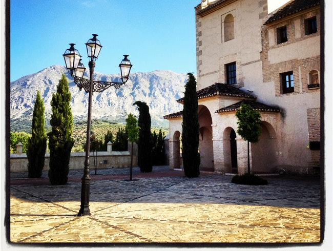 Antequera Hotel for Cyclists