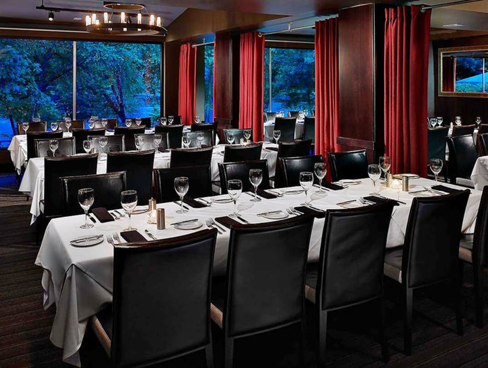 Power Lunches and River Views at Ray's Sandy Springs Georgia United States