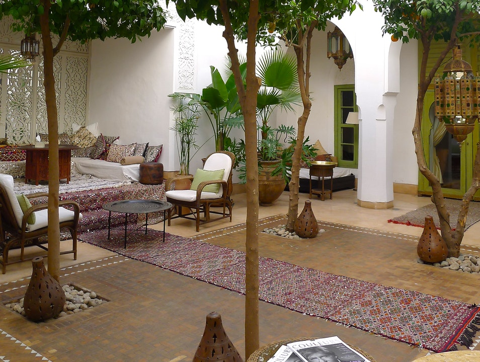 Riad Camilia:  Enchanting Riad in Marrakesh Marrakech  Morocco