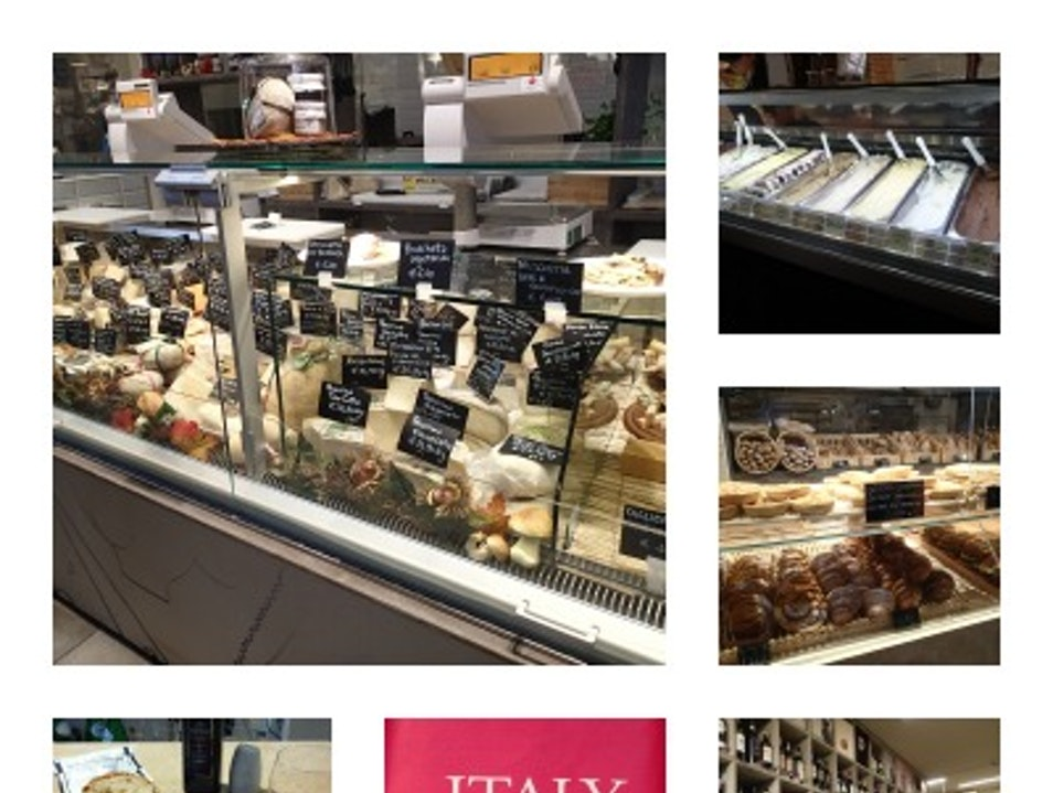 Culinary Travel to Florence (Eataly)