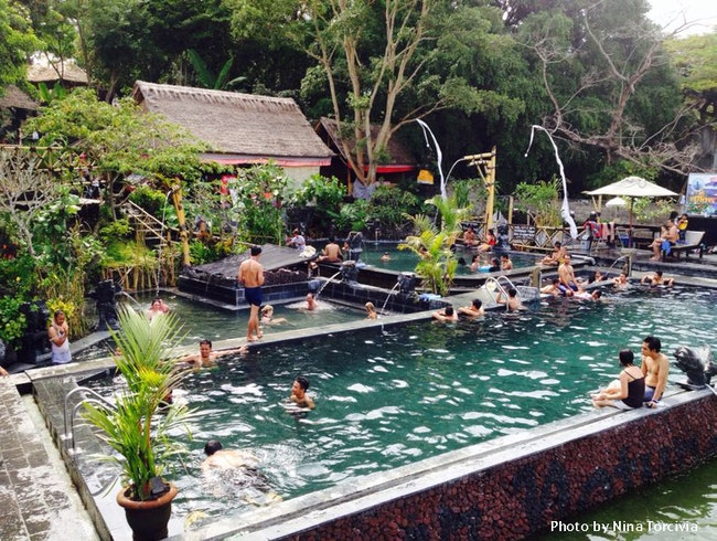 Take a Soothing Soak in Batur's Hot Springs