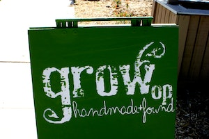 GROWop Handmade + Found