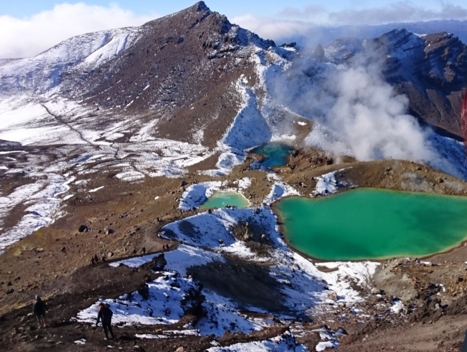 Into the Volcano: the Tongariro Alpine Crossing