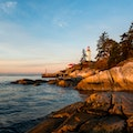 Lighthouse Park Vancouver  Canada