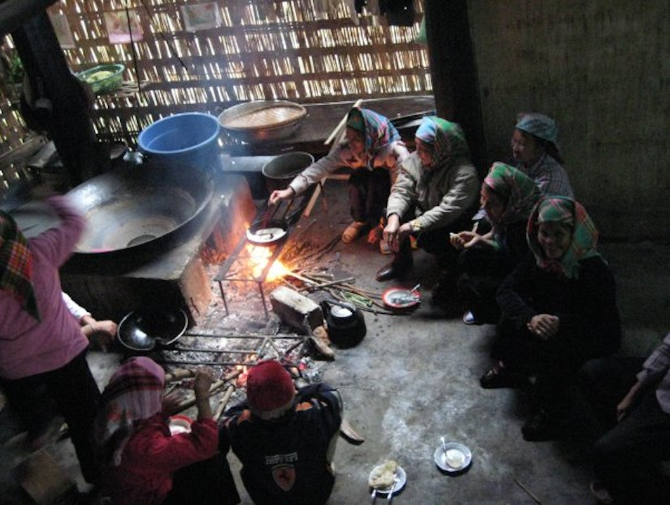 Preparing for Tet in Northern Vietnam