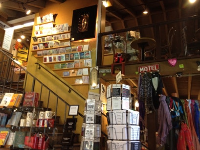Upstart Crow Bookstore & Coffeehouse San Diego California United States