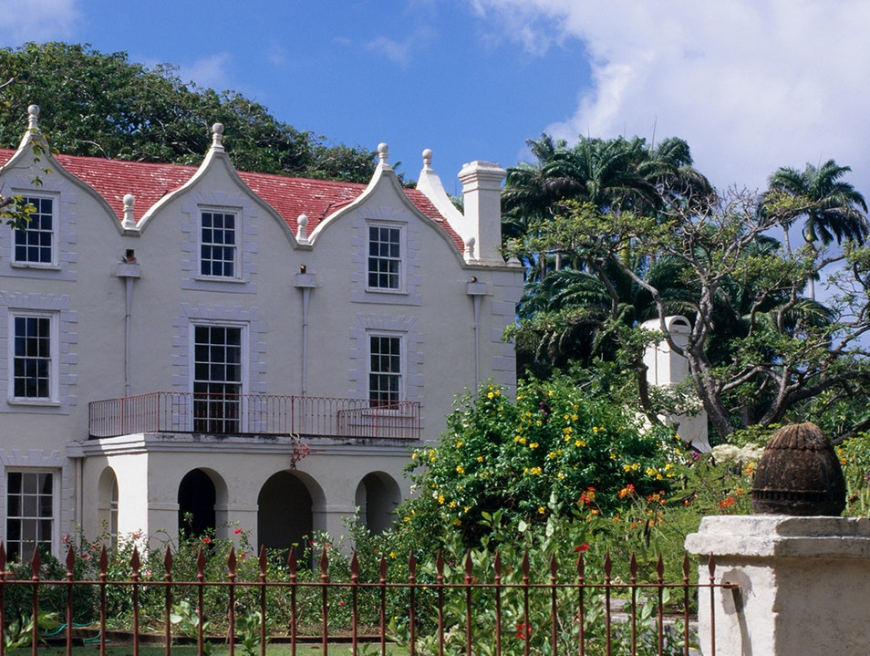St. Nicholas Abbey Welchtown  Barbados