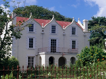 St Nicholas Abbey Welchtown  Barbados