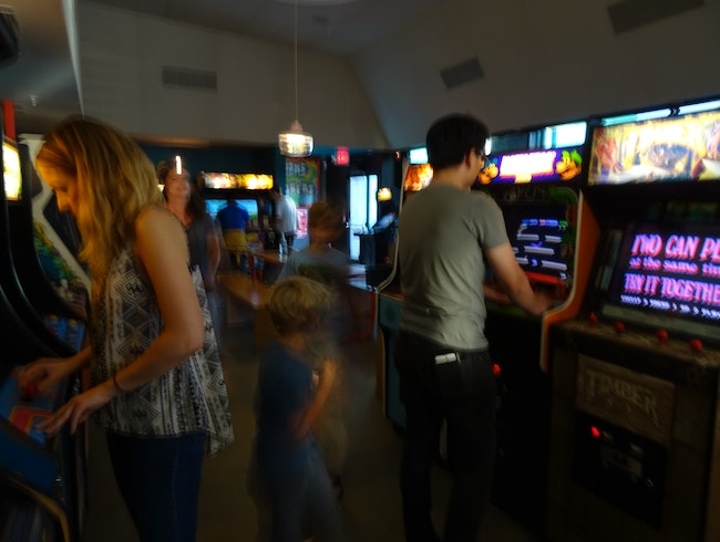 Button Mash's Barcade and Restaurant