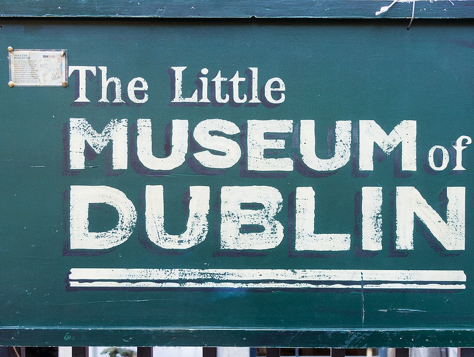 The Little Museum of Dublin Dublin  Ireland