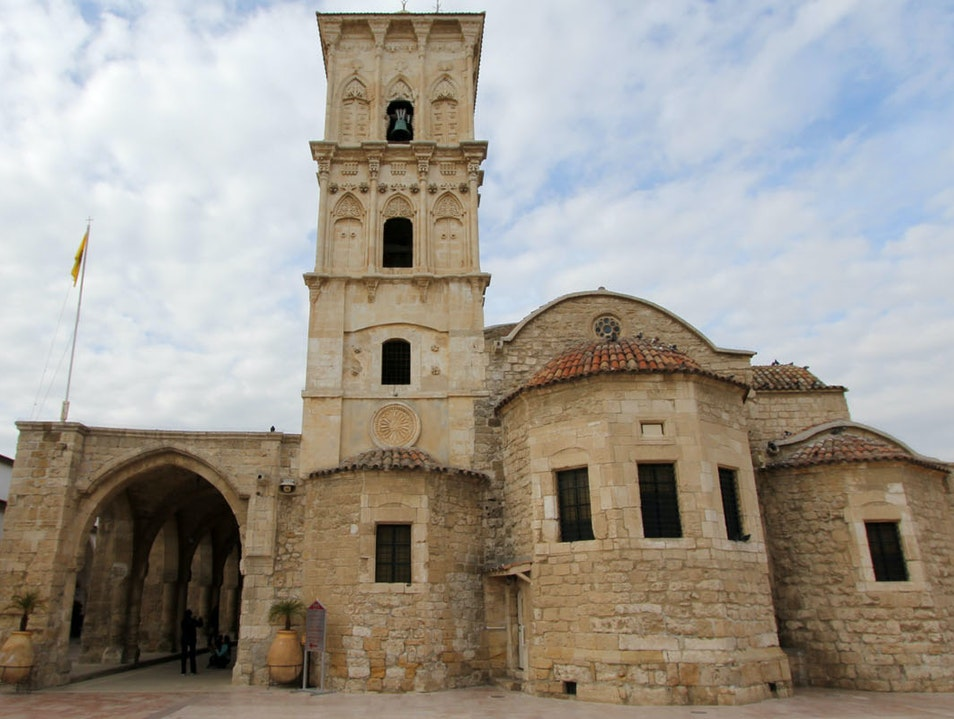 Church of St. Lazarus Larnaca  Cyprus
