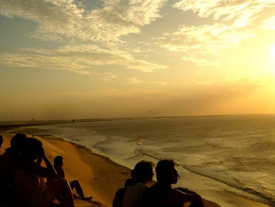 Applause for the SUNset Ceara  Brazil