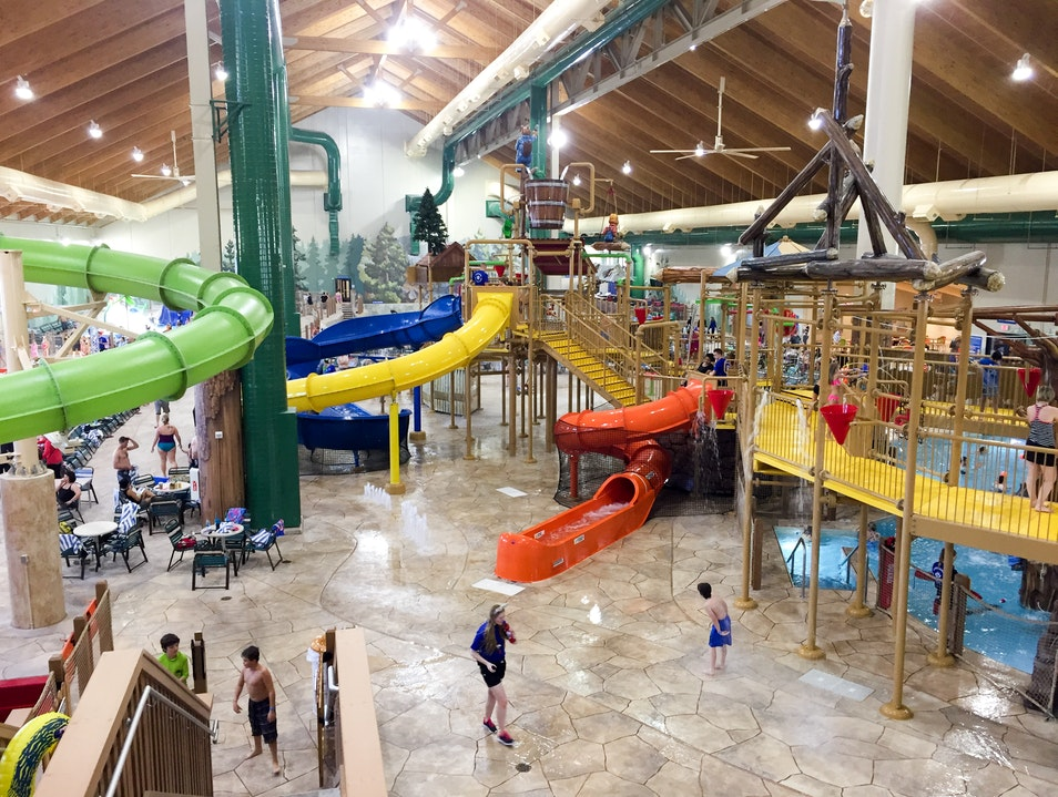 Front Range Family Water Park, just south of Denver