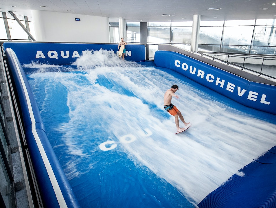 Aquamotion, Courchevel   France