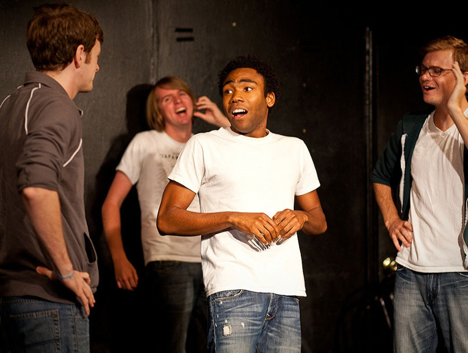 Watch Free Improv with Famous People Los Angeles California United States
