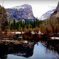 Mirror Lake Yosemite National Park California United States