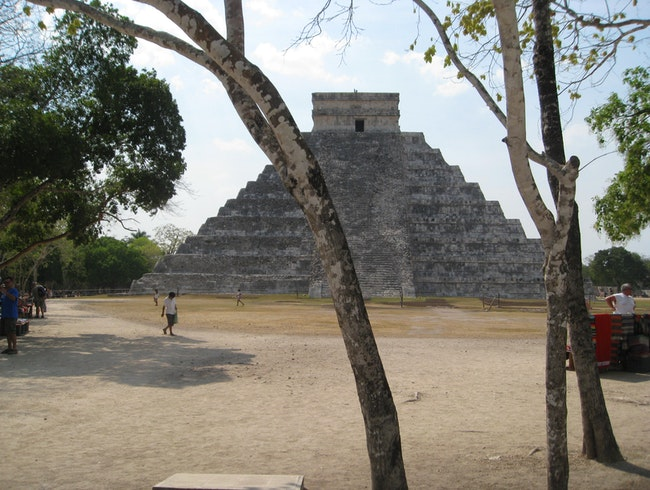 Ruins Beyond Cancun