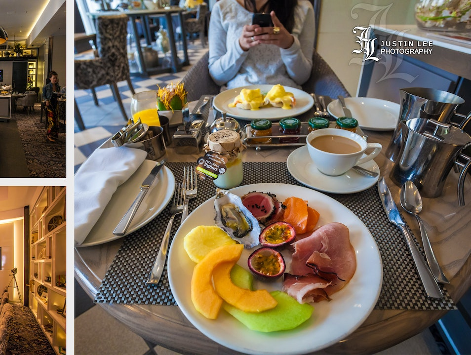 Breakfast from the March Restaurant is a Great Way To Start Your Day Johannesburg  South Africa