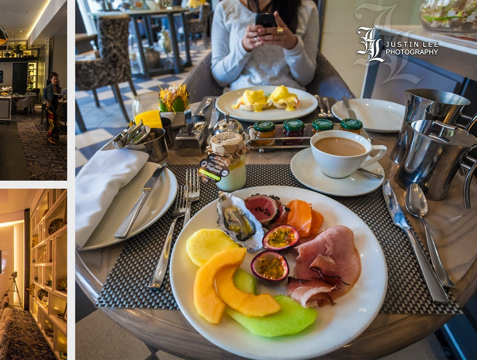 Breakfast from the March Restaurant is a Great Way To Start Your Day