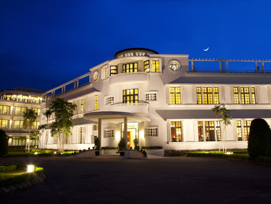 The Historic Hotels of Southeast Asia