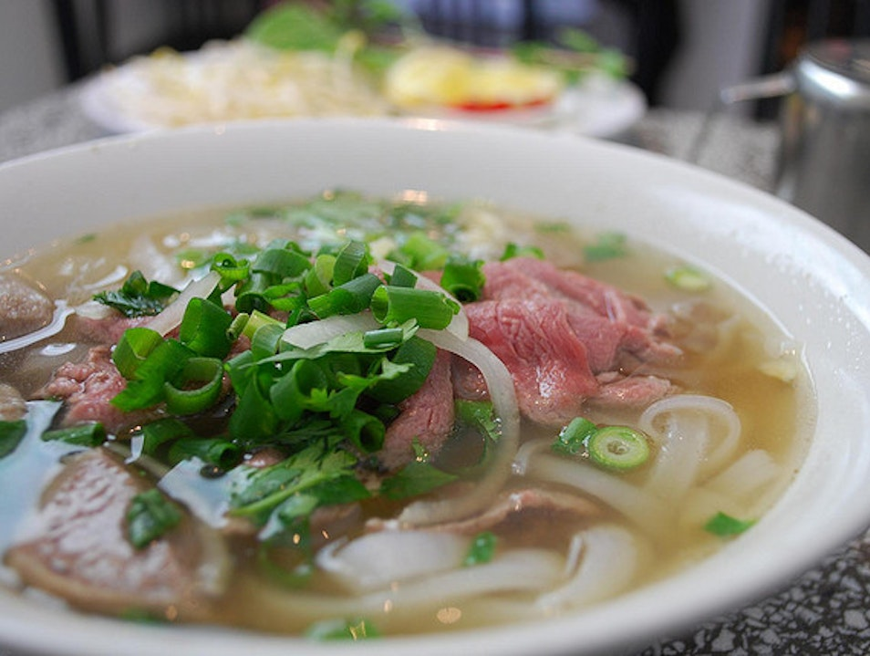 Cure a Hangover With Awesome Pho  Dallas Texas United States
