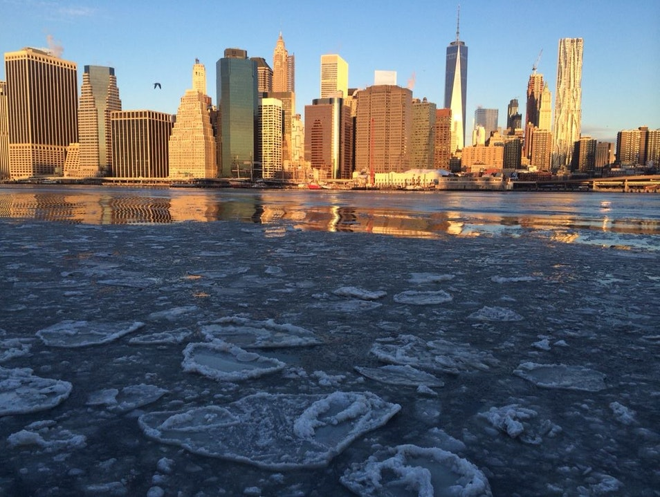 Ice Ice Baby! New York New York United States