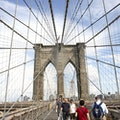 Brooklyn Bridge New York New York United States
