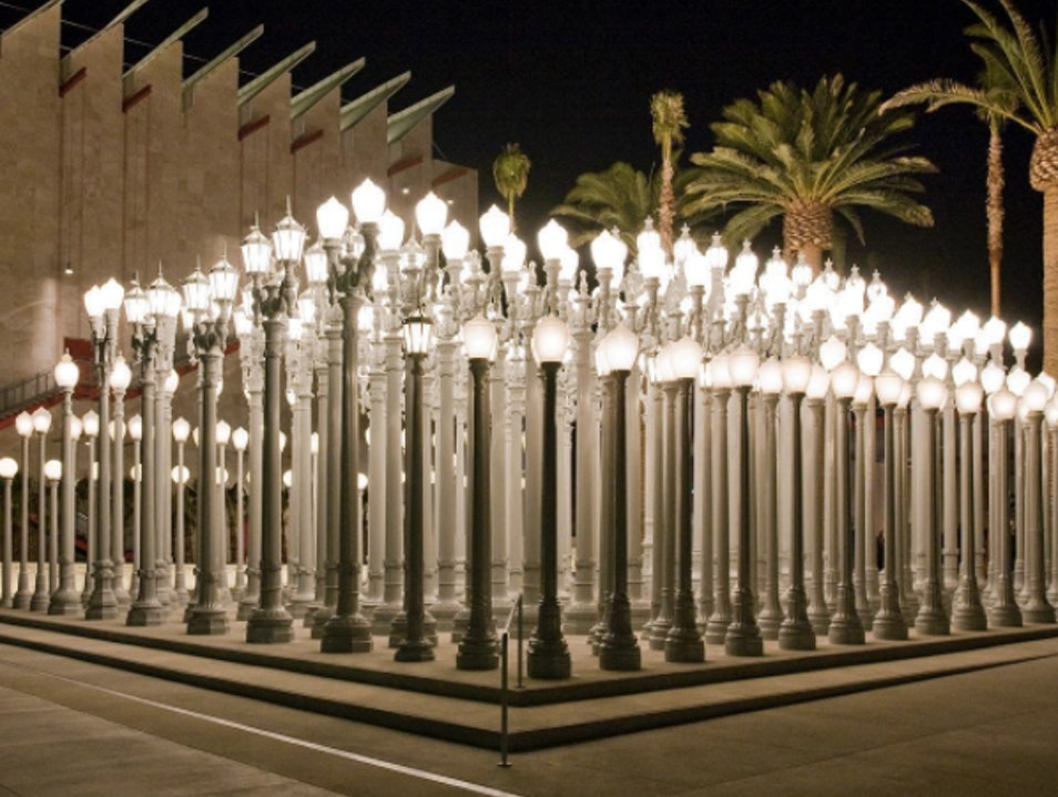 Art across Eras at LACMA Los Angeles California United States