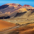 Timanfaya National Park Tinajo  Spain