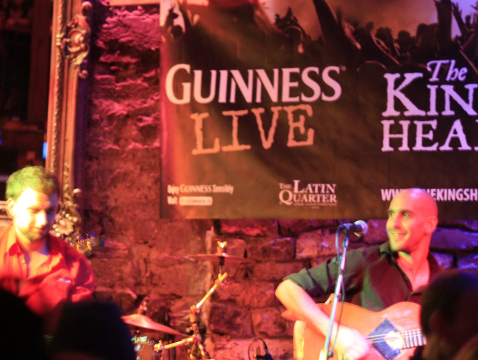The Kings Head Pub - A truly Irish experience