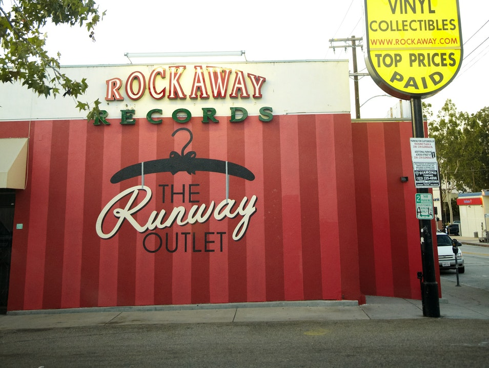 The L.A. Source for Vintage Vinyl  Los Angeles California United States