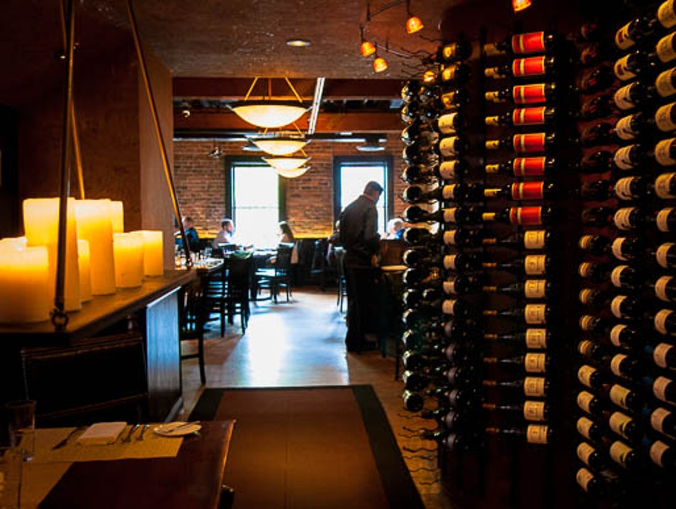 Creative American Cuisine in Old Town