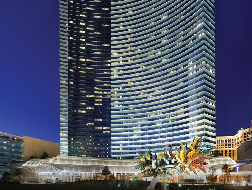 Vdara Hotel & Spa at Aria Las Vegas Las Vegas Nevada United States